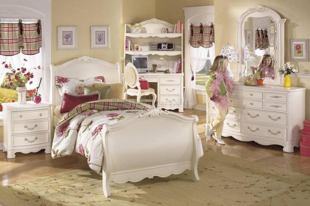 Amazing Girls Room From Sunflower Furniture