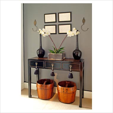 A Ledge On The Wall Console Table