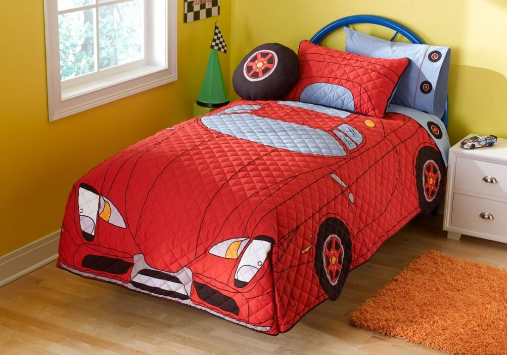 Unique Toddler Beds : Adorable and unique kids bedding amazing interior design