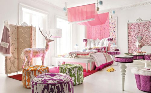 An Amazing Girl's Bedroom