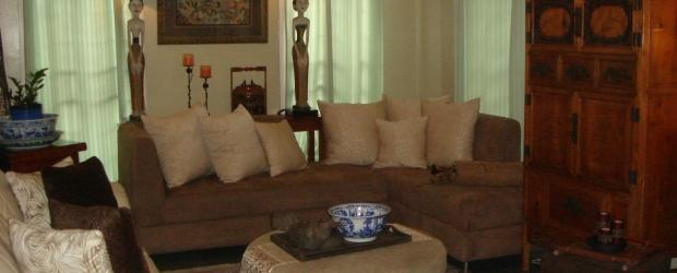 Manila, Philippines living room