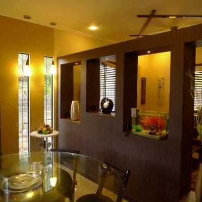 Joy Tombo livingroom