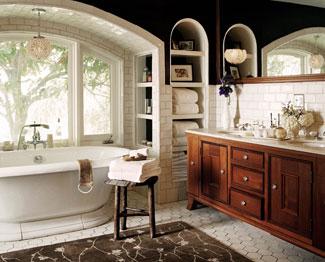 Cozy Bathrooms