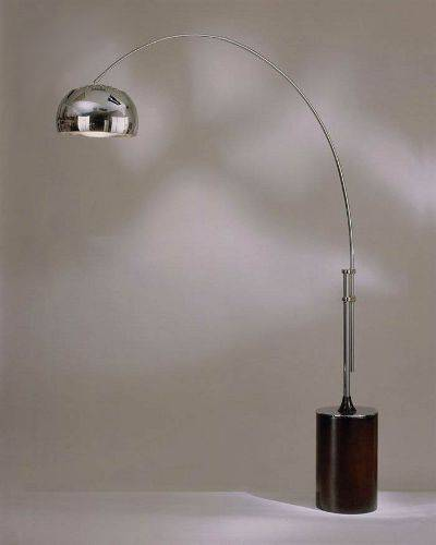 Personally this arc floor lamps are just my kind of lamps and just love it.  Arc lamps are more modern and stylish which add more & more sophisticated  look ...