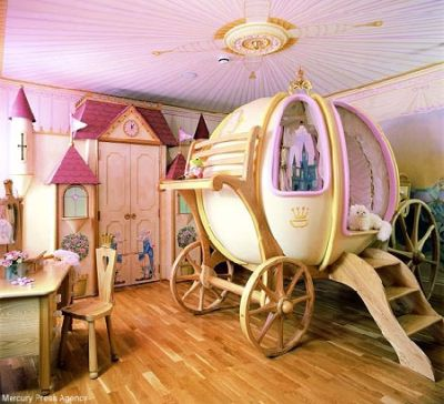 being rich and famous always can afford to give their kids the most expensive bedrooms as costly as a luxury car to make them happier and this pumpkin amazing kids bedroom