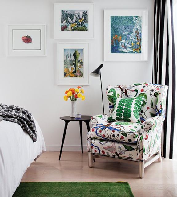 Bedroom Reading Corner Ideas: Bedroom Makeover Ideas