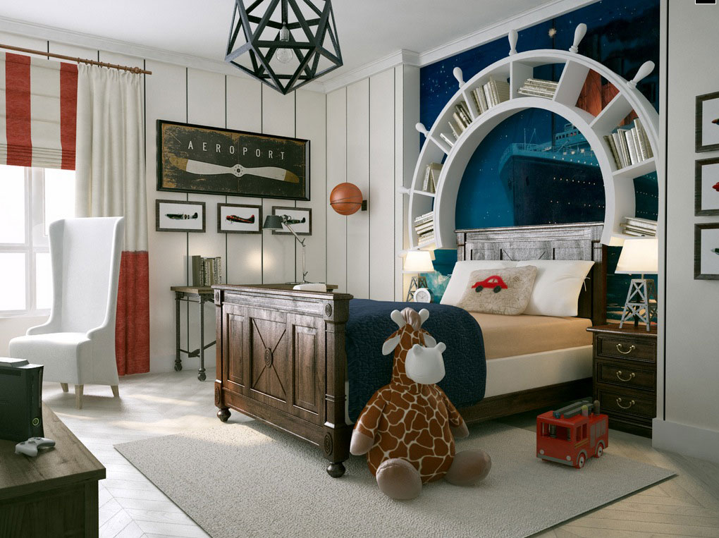 Amazingly Creative Kids Bedrooms