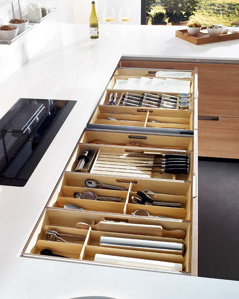 Daily Use Spoons Knifes And Spices Need Proper Storage All The Time