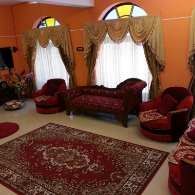 india living room