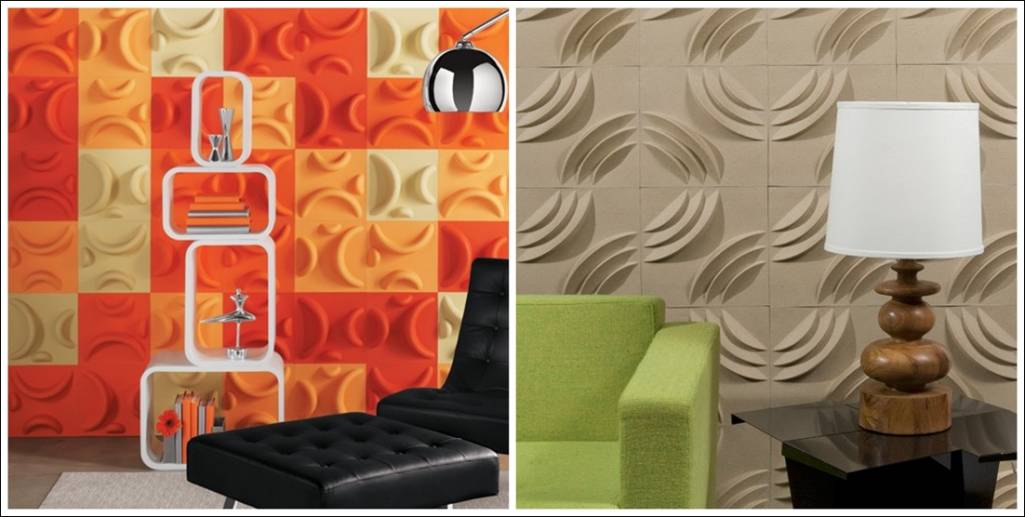 These Are No Ordinary 3D Tiles. They Are Simply Fun Altogether; Designed By  Jaime Salm. Bring Your Blind Walls To Life By Applying These 3D Wallpaper  Tiles.