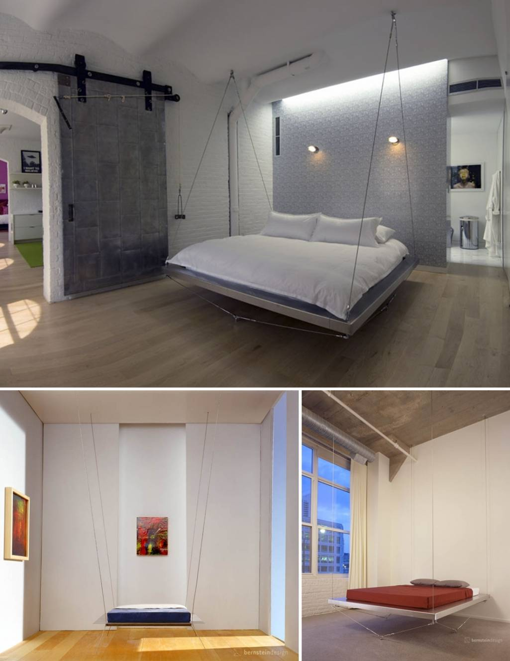 Floating Beds For Room And Garden A Swinging Joy