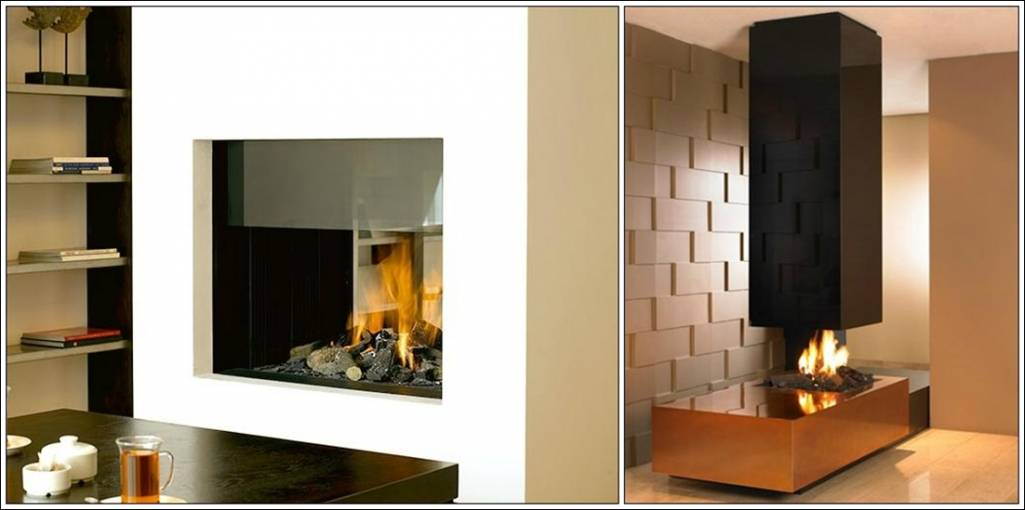 Fireplace Designs They Have Charming Warmth