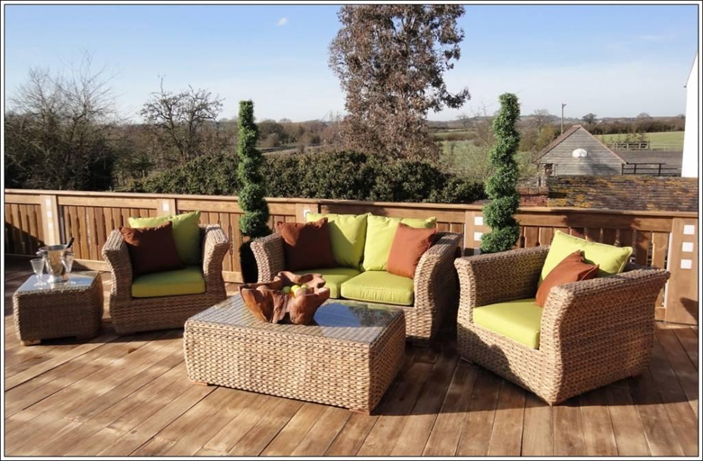 Rattan Furniture Ultimate Outdoor Elegance