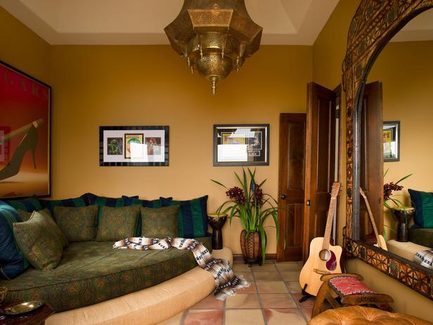 Moroccan Interior Designs