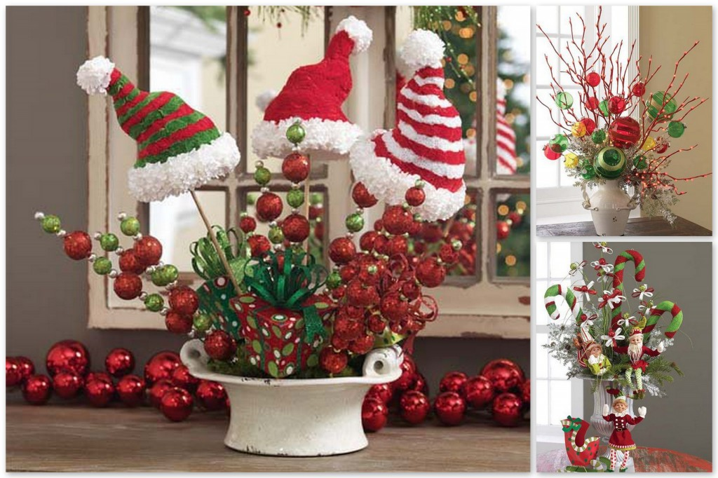 A Touch Of Luxury, Sophisticated, Ultimate Creativity And Totally Simple  These Handcrafted Center Pieces Will Be A Truly Festive Feast Of Christmas.