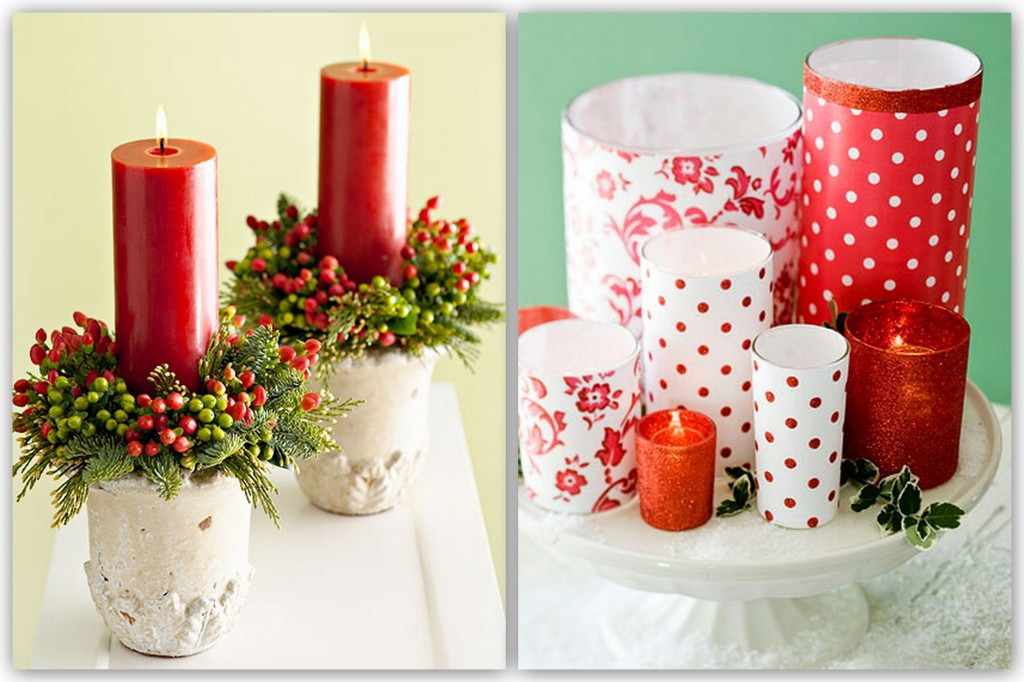 nice center table christmas decorations Part - 1: Amazing Interior Design