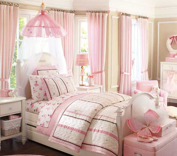 Princess Kids Bedroom Sets Interior Of Master Bedroom Newborn Boy Bedroom Ideas Bedroom For Kids: Fairytale Canopy Beds For Your Little Princess