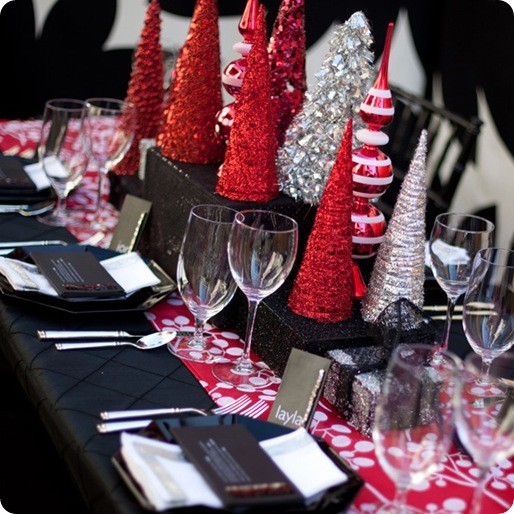 table decorations for christmas party photograph christmas