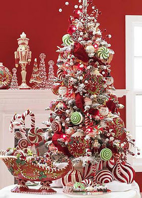 Amazing Christmas Tree Decor - photo#49