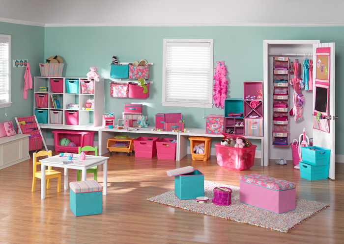 kids love playrooms