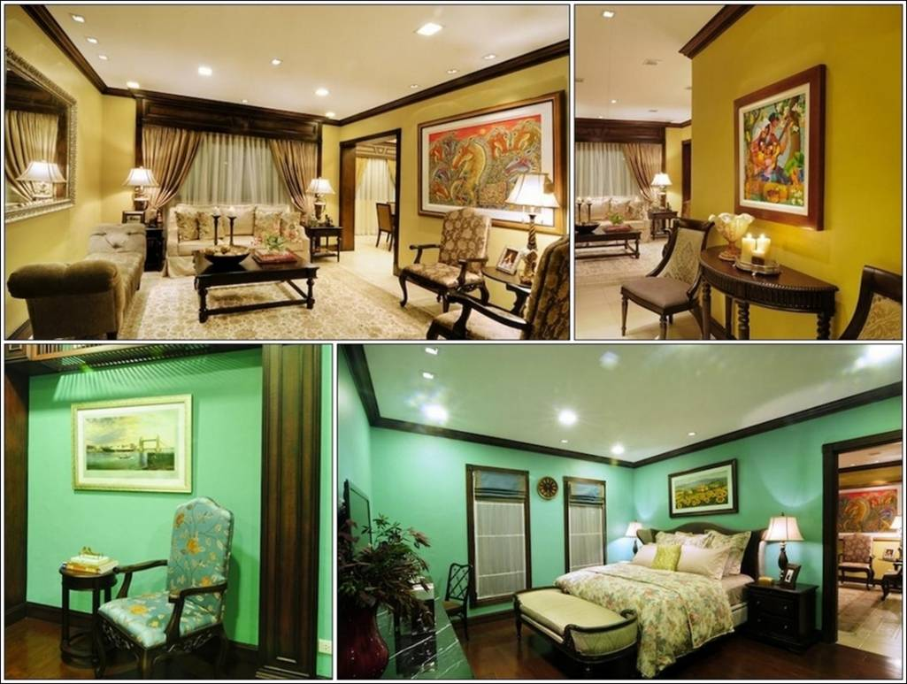 Interior design in the philippines for The interior designer