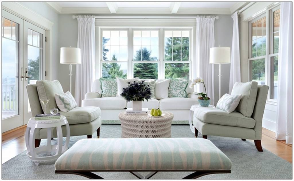 How about chalky pastels in your living room for Design your living room