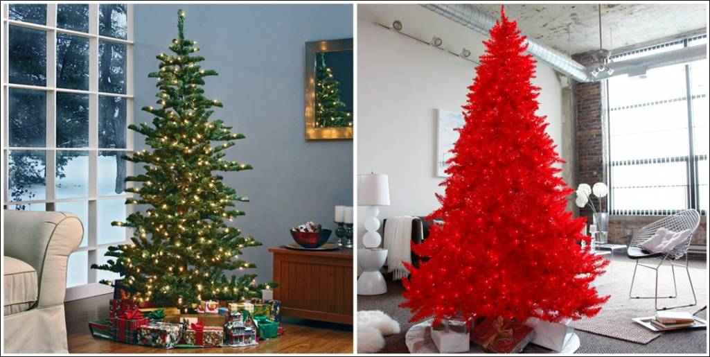 Enchanting christmas decorations for your living room for Amazing christmas decorations
