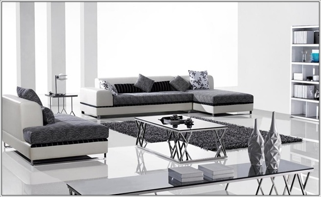 Excellent Modern Sectional Sofas for Living Rooms! UW62
