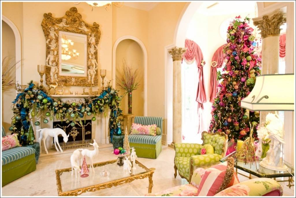 enchanting christmas decorations for your living room