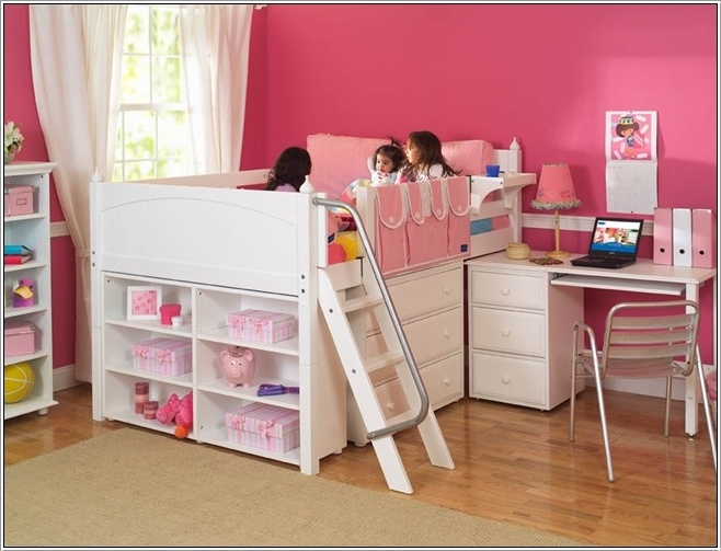 Storage Beds For Kids Make Their Rooms Tidier With Style