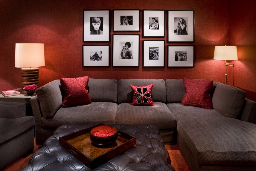 Earthy Living Room Colors warm tone living room color schemes - hungrylikekevin