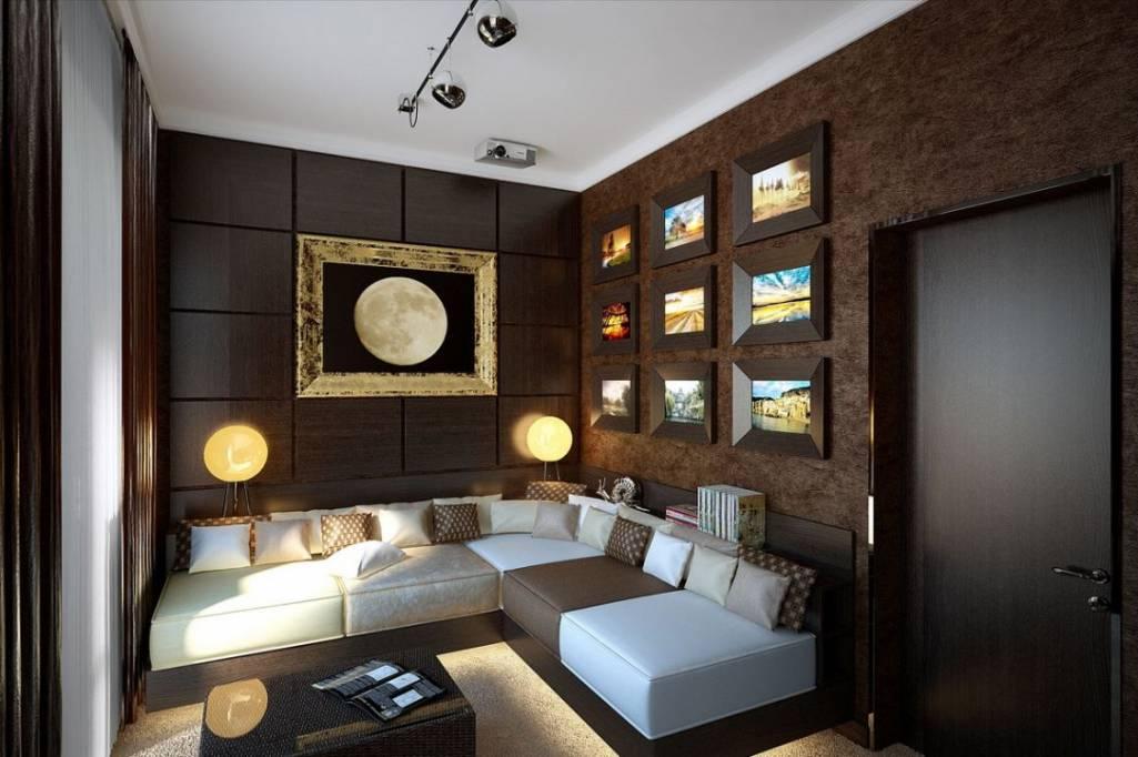 amazing interior design brown