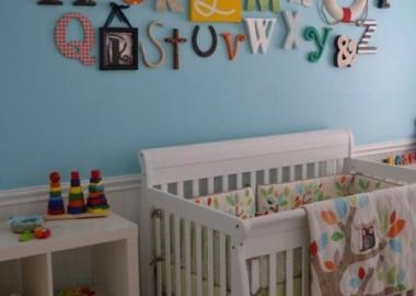 Kids room 1