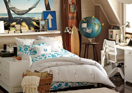 relaxed-teenage-girls-bedrooms