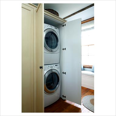 Washing Machine Cabinet By Gap Interiors