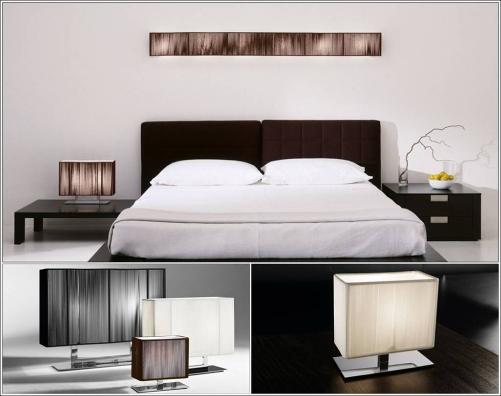 Side table lamps for your bedroom geotapseo Image collections