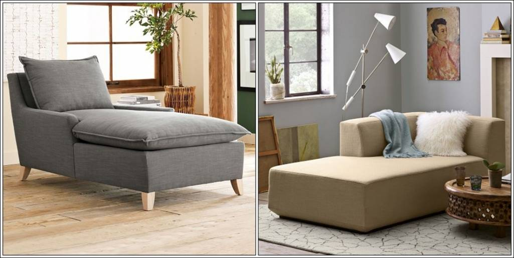 Comfortable chaise lounges - Chaise design confortable ...