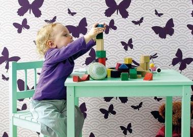 butterfly-wall-art-design-for-kids-roo