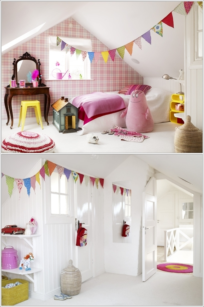 Hang Some Blissful Buntings In Your Child S Room
