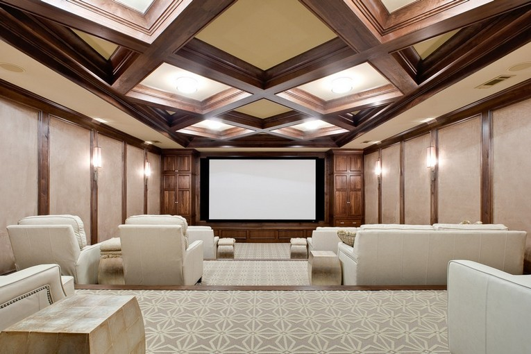 Home Theatre Designs For Movie Lovers