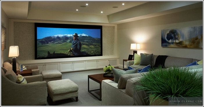 home theatre designs for movie lovers - Home Theatre Designs