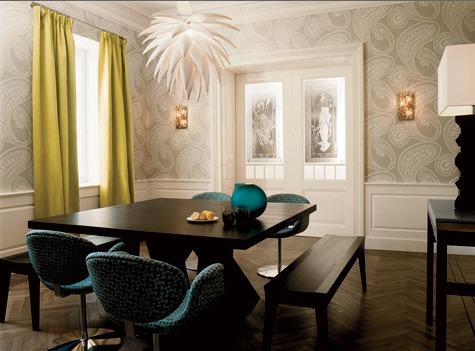 Art nouveau interior design ideas for Art nouveau decorating ideas