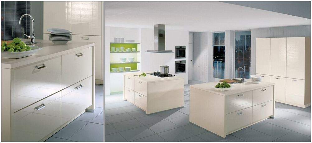 Double Island Kitchens More Space More Fun