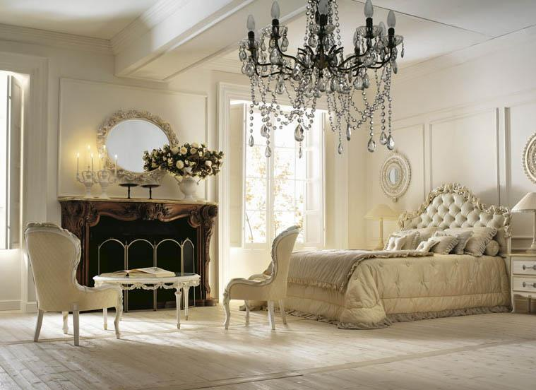 Decor your bedroom with modern classic furniture for a for Bedroom designs classic