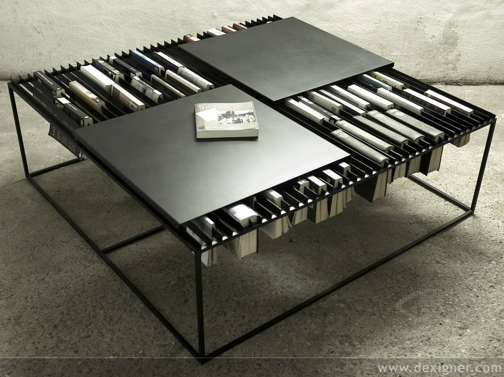 Creative coffetable ideas - Tables basses originales ...