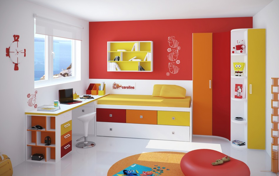 Ikea ideas for small appartments - Interior design bedroom small space set ...