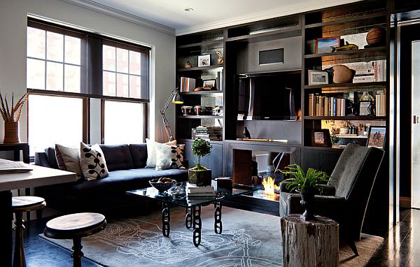 for masculine interior design lovers