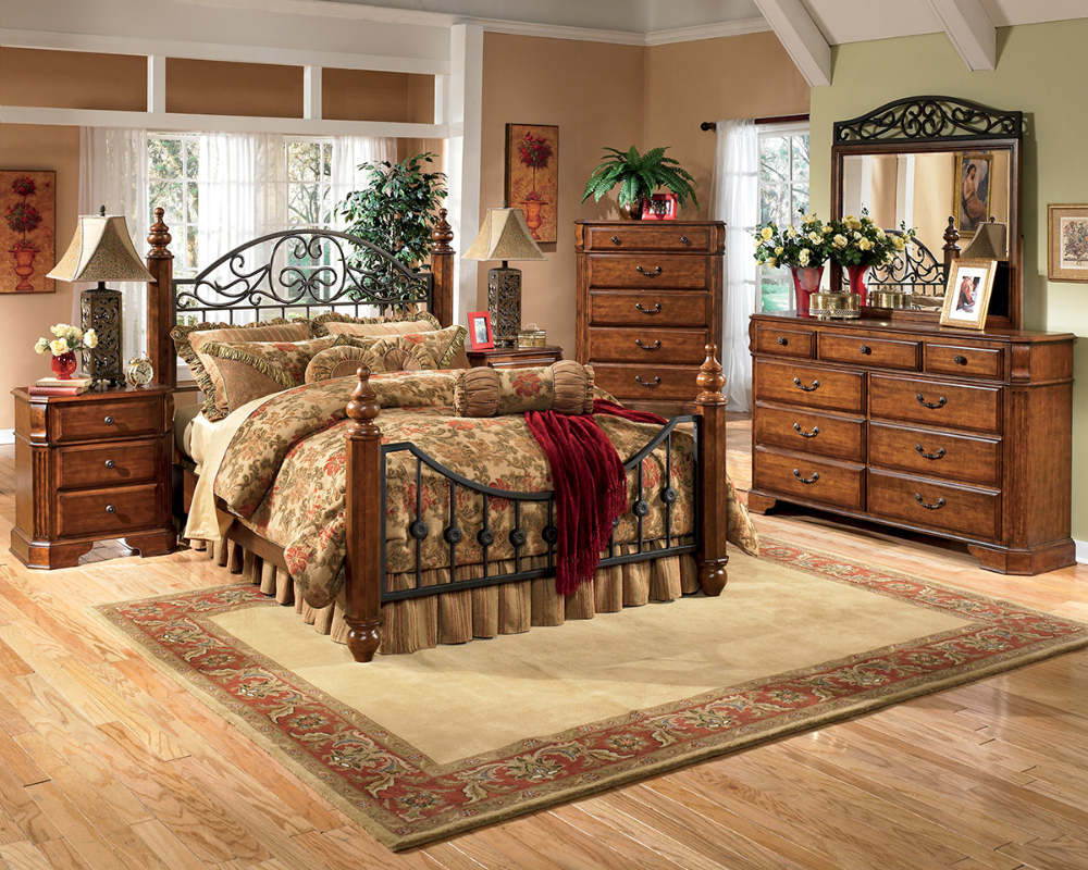 Decor your bedroom with modern classic furniture for a luxury ...
