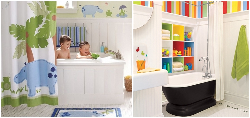 bathroom ideas for kids. Black Bedroom Furniture Sets. Home Design Ideas