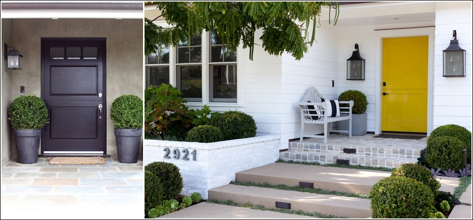 8 & Design a Welcoming Front Door Entrance of Your Home! Pezcame.Com